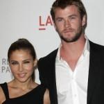 Elsa Pataky se casa con el actor Chris Hemsworth