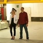 Kate Moss invitada estrella en la presentación de la nueva colección de Mango en París