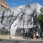 Abercrombie &Fitch abrirá sus puertas el 3 de Noviembre en Madrid