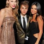 Taylor Swift ya no oculta su enfado con Justin Bieber