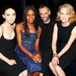 Nicole Kidman y otras estrellas en la fiesta Calvin Klein para los desfiles de Francisco Costa